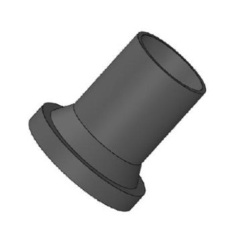 Portabridas SDR 17 con Chaflán para Válvula de Mariposa