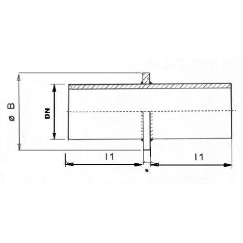 Pasamuro SDR26 - 560