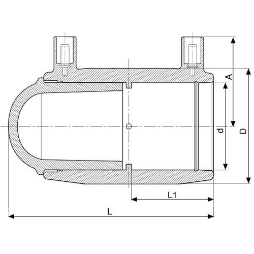 Tapón Electrosoldable