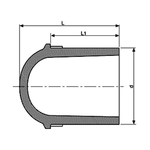Tapón Spigot Electrosoldable